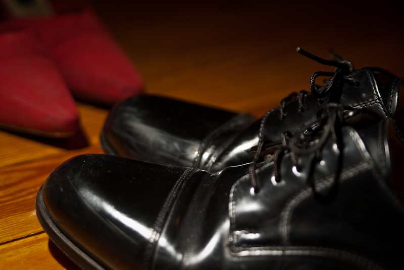 Day 105- Dancing Shoes