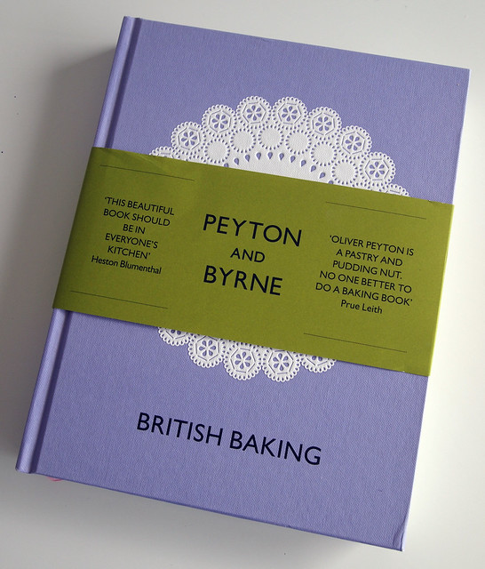 Peyton & Byrne British Baking