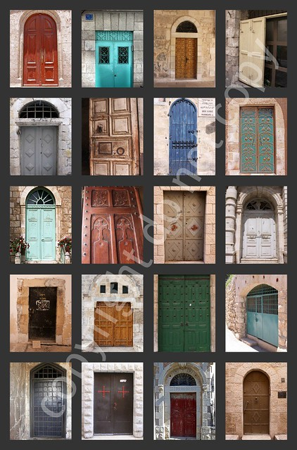 doors of Israel_copyright