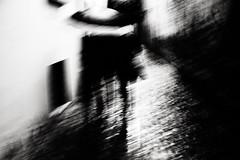 Pesaro. (Davide Filippini ) Tags: italien people blackandwhite italy motion blur monochrome blackwhite blurry pessoas italia gente blurred menschen personas persone shade shake dim pesaro personnes italie marche ambiguous itlia itali  mosso indistinct  italya    disfigurement    italija         fotomosse  davidefilippini       immaginimosse   fujifilmx100    x100