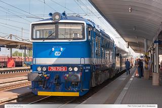 750.713-0 | trať 331 | Otrokovice
