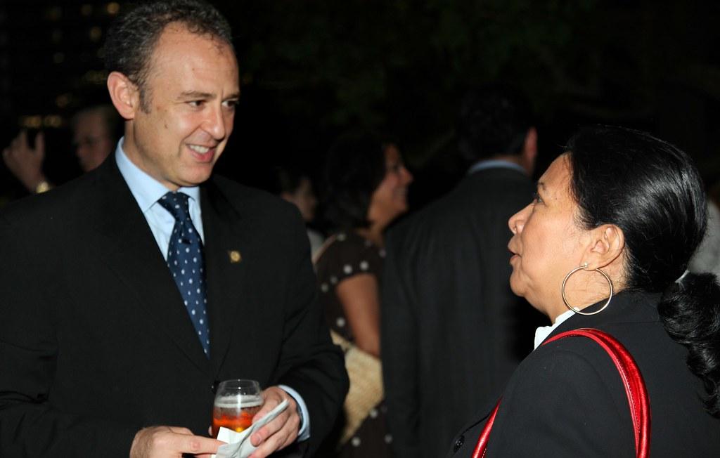 Ambassador Sarukhan