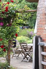 Wherwell (biribinker) Tags: greatbritain england test europa europe unitedkingdom hampshire grossbritannien strohdach wherwell countyofsouthampton