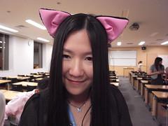 R0010209 (atsushi.nishio) Tags: party kmd keio