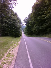 Six mile training run with hills in Baraboo, Wi
