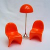 Bodo Hennig - Panton Chairs - Stühle