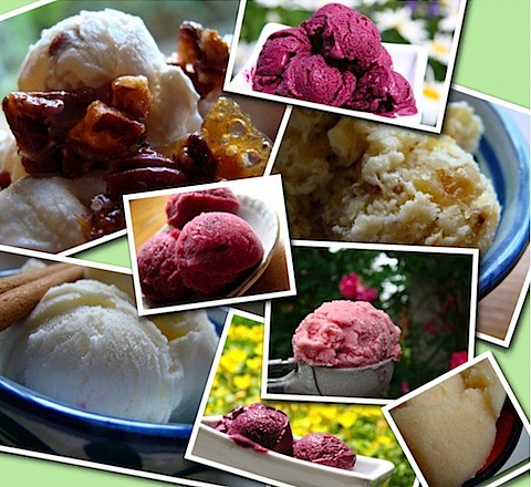 Different types of ice cream defined - The Messy Baker