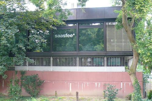 sSaasfee Pavillon