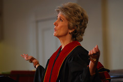 Joni Eareckson Tada Speaking at Park Street Church