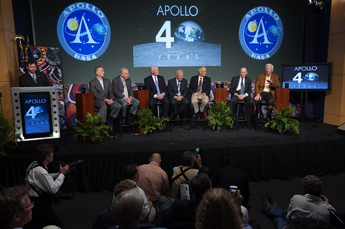 Apollo 40th Anniversary Press Conference (200907200001HQ)