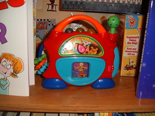Musical JoJo's Circus Toy
