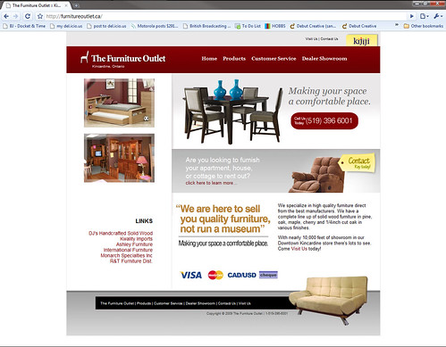 2009 Furniture Outlet