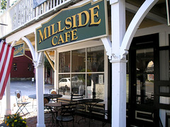 Historic Lafayette: Millside Cafe!