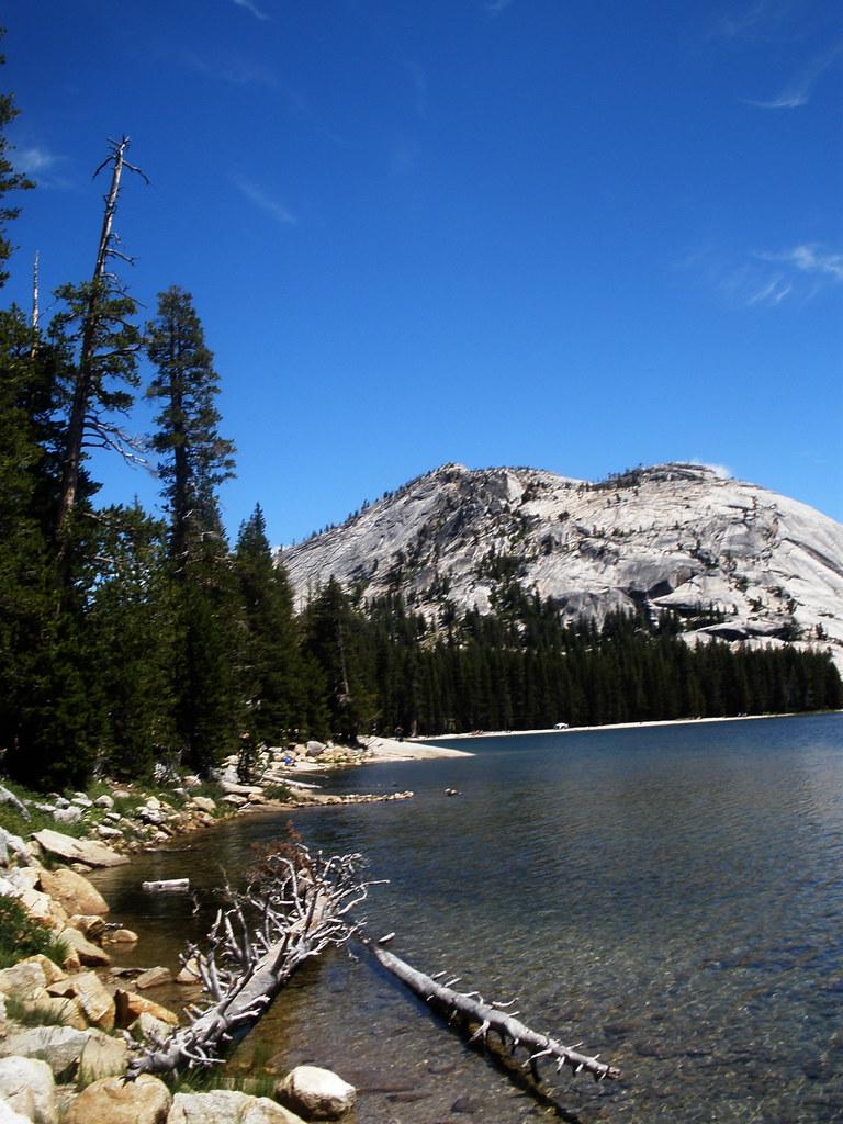 Tenya Lake, CA