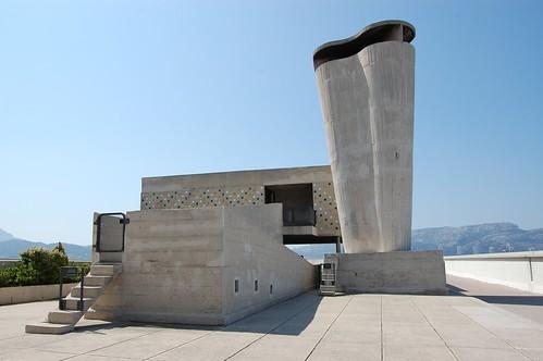 Unite d 39 habitation marseille a photo on flickriver - Unite d habitation dimensions ...