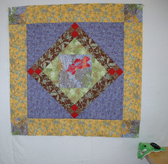 Interior Square (Tonia Owens) Tags: simplegifts blendedquilt