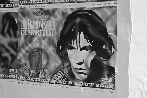 Les Francofolies de Montreal.
