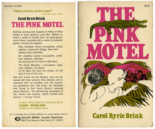 The Pink Motel_tatteredandlost