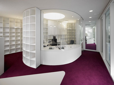 Office Building by Gerd Priebe Architects