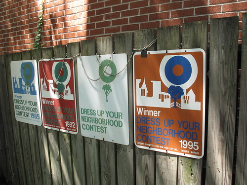 Dress up your neighborhood contest