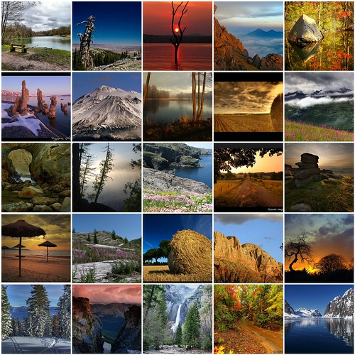 Landscape Beauty Photos of the Day Vol 8