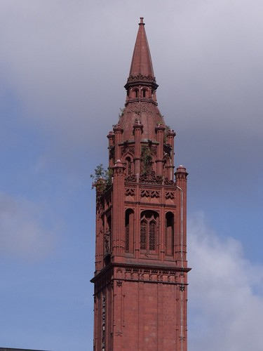 Methodist Central Hall - Tower