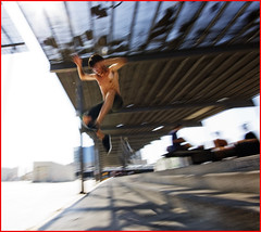 SK8s in Barcelona (Jorge Alvarez - Photography) Tags: barcelona skate skateboard sk8 patineta