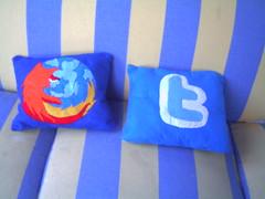Firefox y Twitter