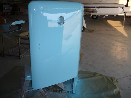 Refrigerator Restoration Door