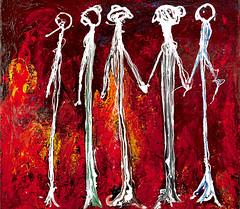 El arte vuelve a tomar el color del vino