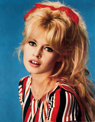 Brigitte Bardot by Truus, Bob & Jan too!.