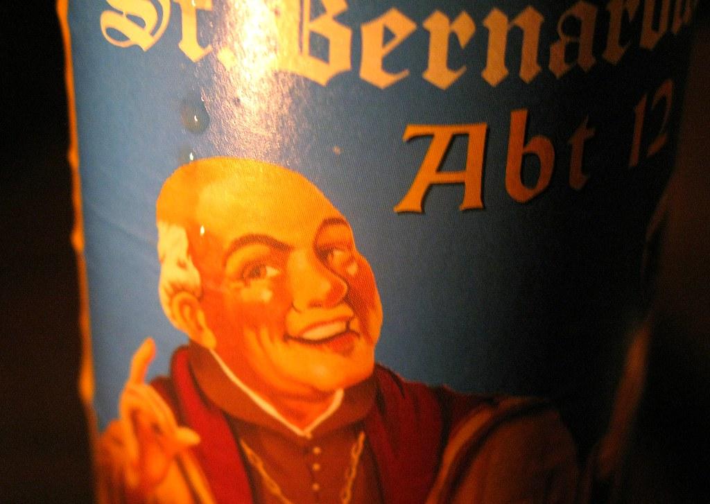St. Bernardus Abt 12 by Caroline on Crack