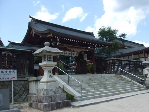 広島 廿日市 速谷神社 1