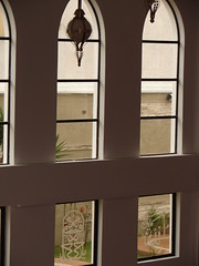 Detalhe vitral_Mesquita Abu Baker Assadik _SBC (Valria Amoris) Tags: arquitetura cultura f muulmano minarete oraes mesquitaislmicanobrasil