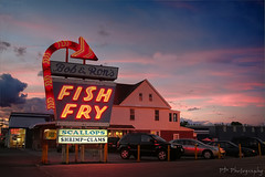 Bob and Ron's Fish Fry, Albany, NY