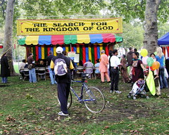 the search for the kingdom of god (moocatmoocat) Tags: art philadelphia festival museum colorful parkway krishna hindu yatra ratha