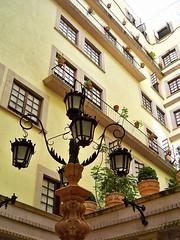 México - Zacatecas - Hotel Emporio (Patrimonio de la Humanidad por la UNESCO) (Rosskka) Tags: hotel colonial unesco zacatecas patrimoniodelahumanidad hotelemporio patrimonyofhumanity
