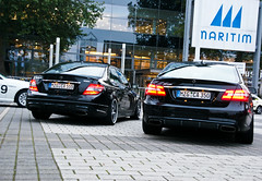 Carlsson Brothers (benzoo) Tags: mercedes benz frankfurt s class 63 exotic e ck tuning iaa carlsson