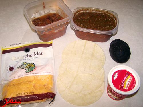 Chili Enchiladas - Dinner Make Over