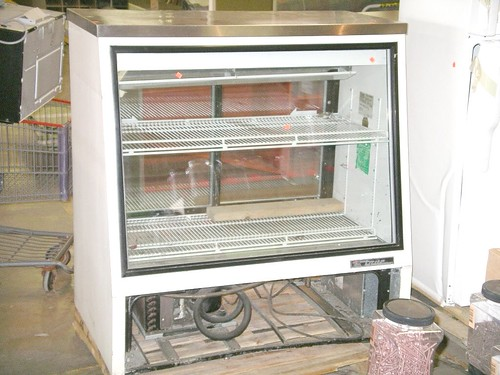 Refrigerated Display Case $60