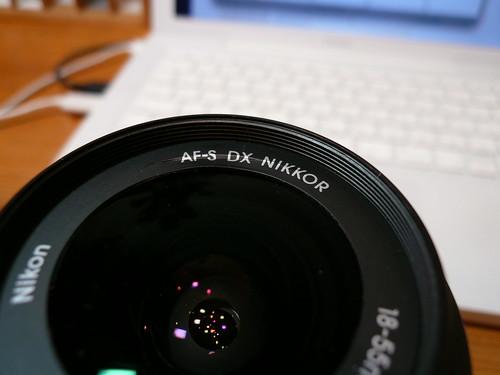Lens Cracked