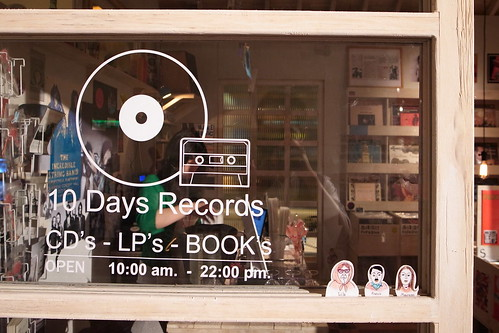 d!zzy 拍攝的 10 Days Records。