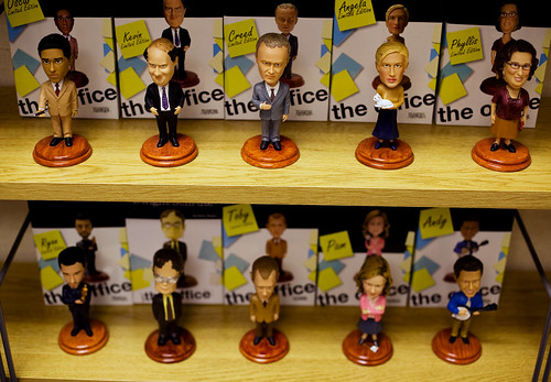 My 'Office' bobblehead collection (so far)