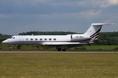 CS-DKJ - 5174 - Netjets Europe - Gulfstream G550 - Luton - 090611 - Steven Gray - IMG_4046