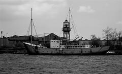 DSCF1800 (Akbar Sim) Tags: bw holland amsterdam zwartwit ij lightship noord stadsarchief lichtschip 200000000stagelovers akbarsimonse akbarsim
