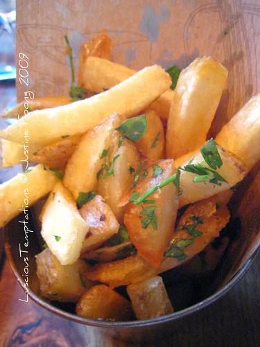 Funky Chips - Jaime's Italian