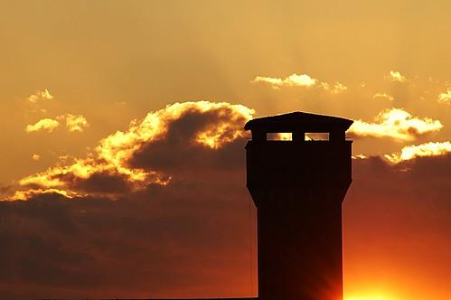 Con la torre ... fra le nuvole