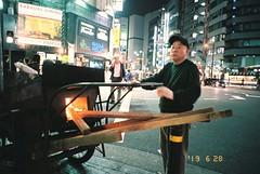 Untitled (Michio Endo) Tags: black natura ikebukuro fujifilm 24mm f19 superiavenus800