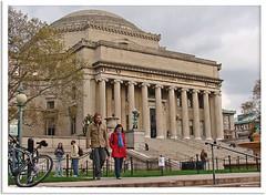 New York 2009 - Columbia University