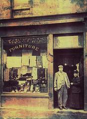 Image titled Norfolk Street, Gorbals, 1870s